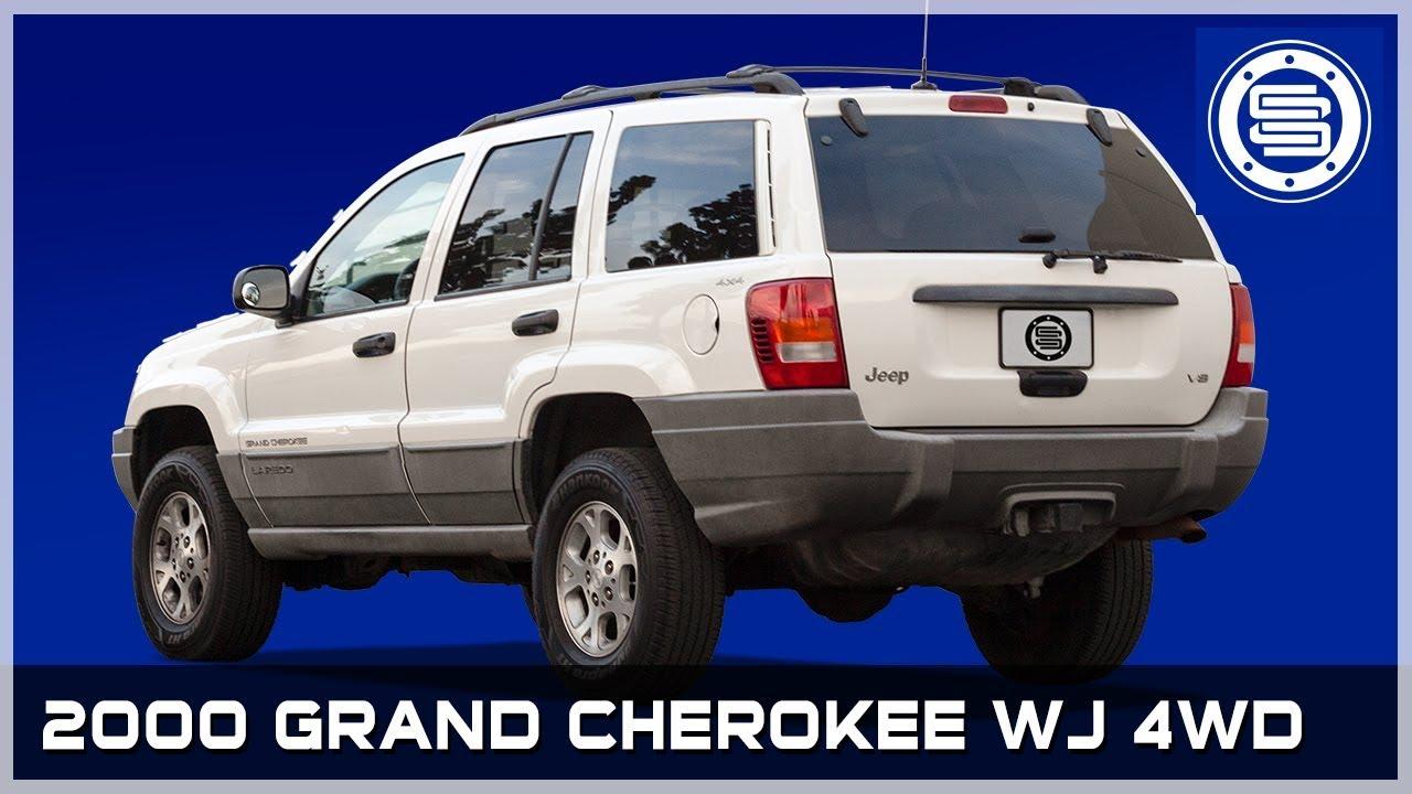 2000 Jeep Grand Cherokee Wj 3 Rear Suspension Lift Kit