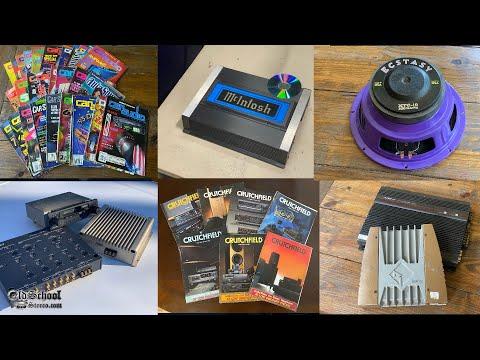 Retro Tech? Car Audio Gear You Sent In - 2020 Year End Edition
