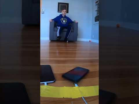 Impossible iPhone Trick Shot