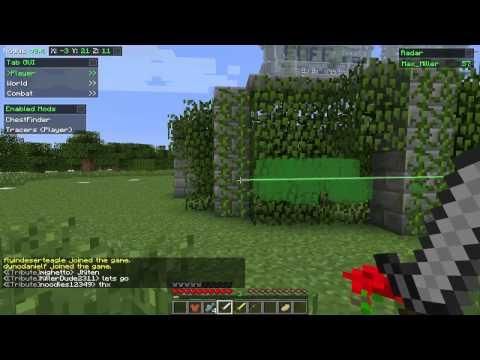 Minecraft Lets Hack Ep. 1