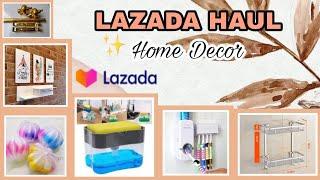 LAZADA HAUL ROOM DECOR✨ || belanja perlengkapan rumah || lazada 11.11 || Homedecor Indonesia #part2