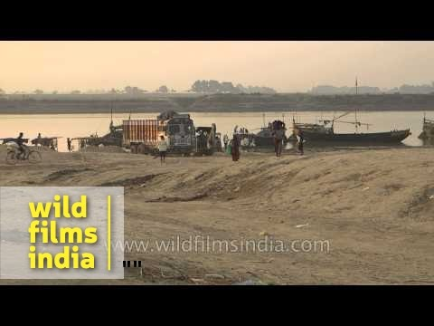 Sand mining: bane of Bihar rivers!
