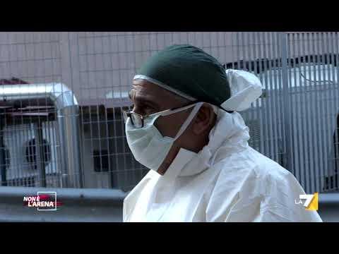 Coronavirus: la situazione all'Ospedale di Polistena, in Calabria.
