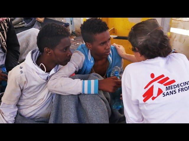 Atrapados en Libia