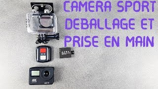 4K Ultra HD WiFi Sports Action Camera