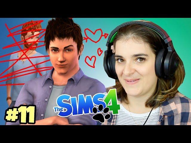 TÔ APAIXONADA!! | Sims 4 cães e gatos