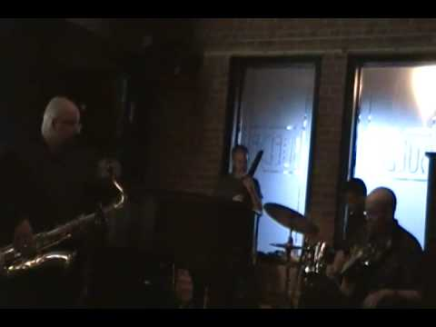 Jazz at Suede  location In Old Town Wichita, Ks., music education, bass study, guitar study