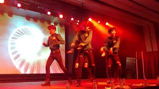 A.c.e's last stop on their canada tour. ㅠㅇㅠ i hadn't seen them perform this and was not expecting that asdfgjs