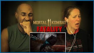 THIS CR@ZY Y@LL | Every Fatality In Mortal Kombat 11- REACTION