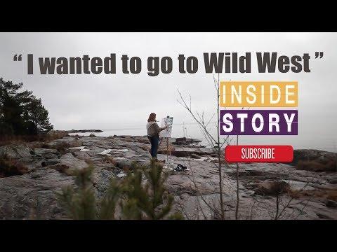 Inspiring Story of a Swedish Artist -  [ Ingela Johansson ]