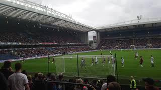 Blackburn Rovers vs Aston Villa 15/09/18 - panic in the Villa box