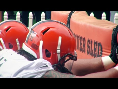 Browns Training Camp 2016: Day 1 Action