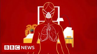Coronavirus: How long does it take to recover? - BBC News