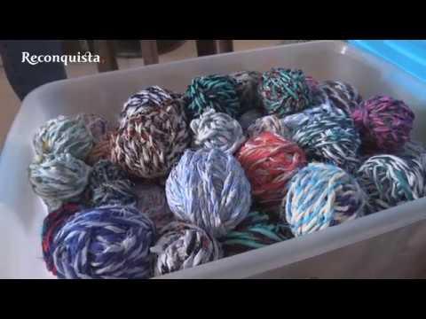 Tecelagem manual renasce em Cebolais de Cima