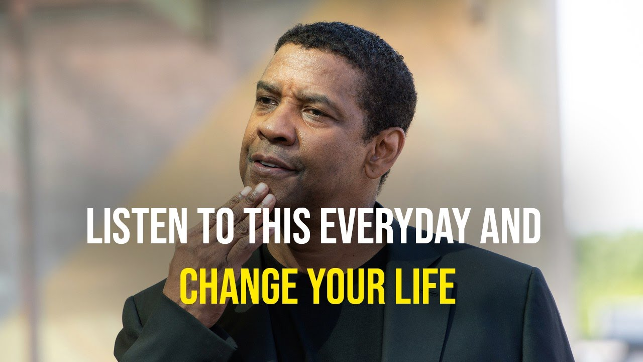 Download Denzel Washington's Life Advice Will Leave You SPEECHLESS |LISTEN THIS EVERYDAY AND CHANGE YOUR LIFE