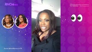 Kandi & Tiny CLAP BACK at Porsha & Phaedra's Accusations on FB LIVE   Real Housewives of Atlanta