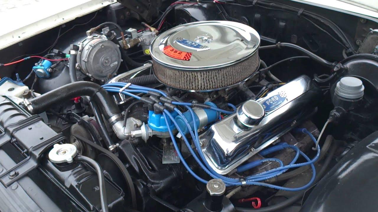 1965 Ford Galaxie 500 Ltd With Fe 352 Cui Engine On Lpg