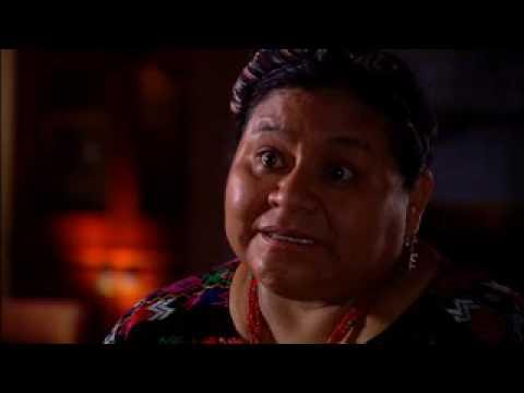 Rigoberta Menchu Tum on Being Mayan