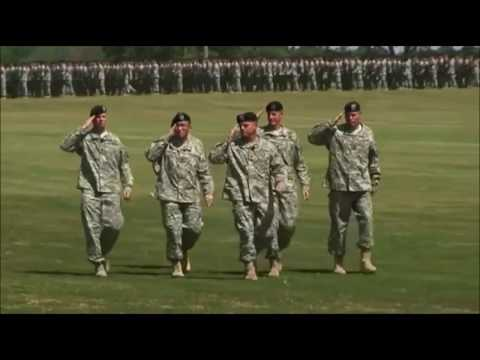 101st Airborne Division PASS IN REVIEW Parade