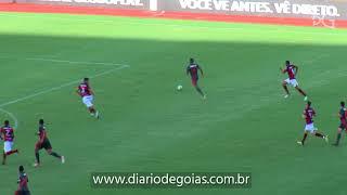 Melhores momentos de Atlético-GO 2 x 0 Sport no Estádio Olímpico em Goiânia