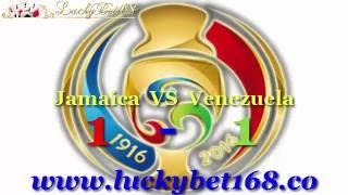 Prediksi Copa America 2016 Jamaica vs Venezuela 6 Juni 2016