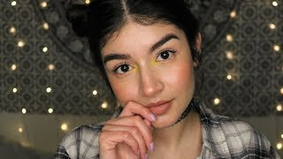 ASMR Tapping & Whispering (January and February Favorites)