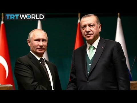 Turkey-Russia Ties: Ankara and Moscow push for closer relations