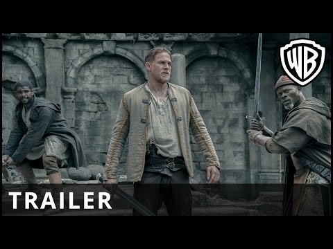 King Arthur: Legend of the Sword - Prophecy Trailer - Warner Bros. UK