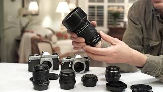 the 5 Best & Most Compact Pentax-M Series Lenses