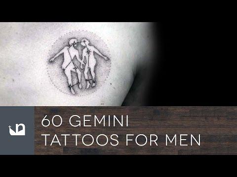 60 Gemini Tattoos For Men