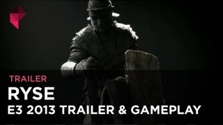 Ryse trailer & gameplay for Xbox One - E3 2013