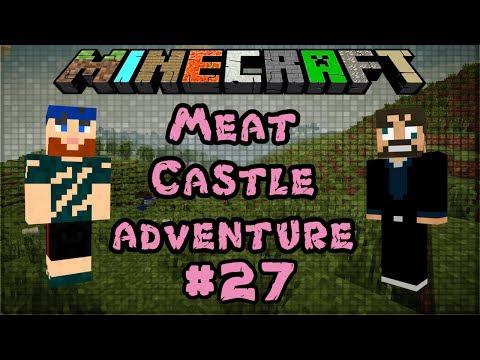 Meat Castle Adventure | Modded Minecraft 1.6.4 | #27 Slime Killing!