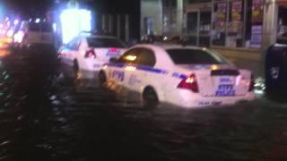 NYC: Hurricane Sandy Floods East Village