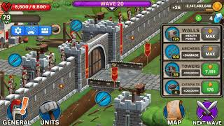 Grow Empire Rome -  unlimited money, max level and all upgrades screenshot 1