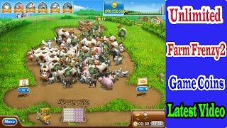 How To Increase Coins in Farm Frenzy 2 Game? In Urdu/Hindi By ismail panhwer