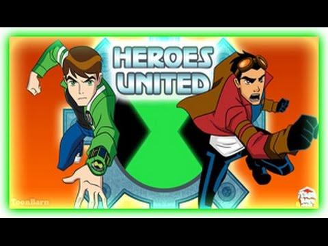 Альфа (Ben 10 And Generator Rex Heroes United) | Final ...