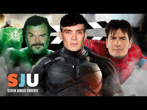Crazy Movie Castings That Almost Happened - SJU
