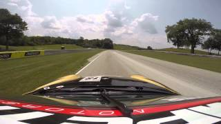 GoPro: Road America Mike Mc Alister Qualifying - Pirelli Cup 2014
