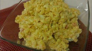 Macaroni Salad-tastetoexplore Style-episode16