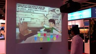 DITOC@Hofex 2011 | Money Box Game Thumbnail