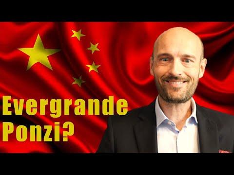 Evergrande Wealth Management Products - A Ponzi Scheme?