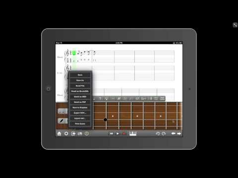 Notion for iPad:  Import and Export