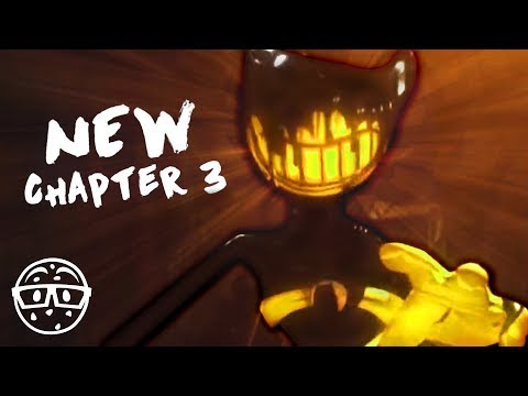 All New Bendy and the Ink Machine Remasters Analyzed