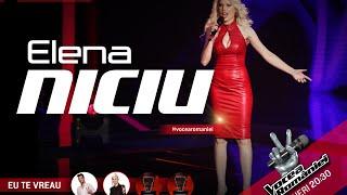 Elena Niciu-Non,je ne regrette rien-Auditii pe nevazute Ed.5-Vocea Romaniei 2015-Sezon5
