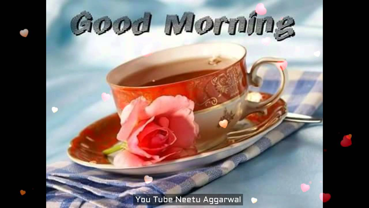 Good Morning Wishes,Greetings,E Card,Good Morning Whatsapp Video   YouTube
