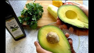 Паста из авокадо  Гуакамоле Pastă de avocado Рецепт