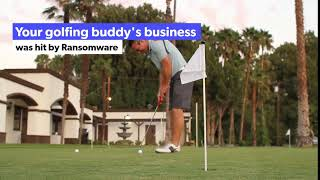 IT Support that improves your golf handicap.