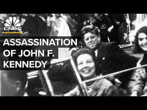 Assassination of John F. Kennedy: Live Coverage | CNBC