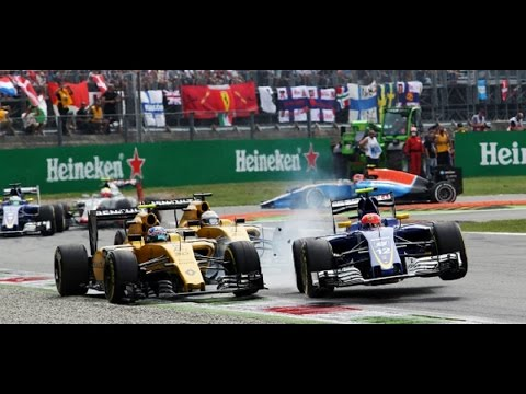 F1 2016 FUN RACE: AUSTRALIA // AMG, DURMOO, LEO COOP RACE