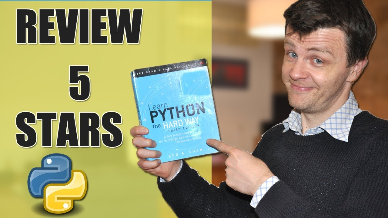 Learn Python the Hard Way by Zed A Shaw: Review | Complete python tutorial   Learn Python coding